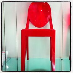 #Red - Victoria Ghost by Philippe Starck