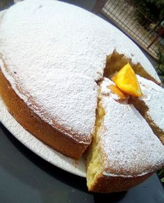 Sweets Recipes, Cake Recipes, Desserts, Seafood Diet, Yummy Food, Tasty, Pastry Cake, Greek Recipes, Healthy Snacks