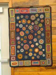 My sister hooks rugs. I love this one.