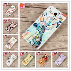 For Xiaomi Redmi Note 4X Case Cute 3D Fruit Landscape Soft TPU Cover for Xiaomi Redmi Note 4 Pro Case Silicon  Phone Cases