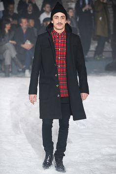 Ami Fall-Winter 2014 Men's Collection