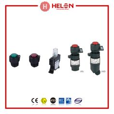 HL0102-A Series Explosion-proof signal lamp with button - helon