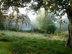 The private garden by Ben Pentreath.