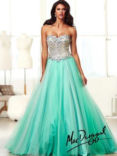 Mac Duggal Ball Gowns - 64640H