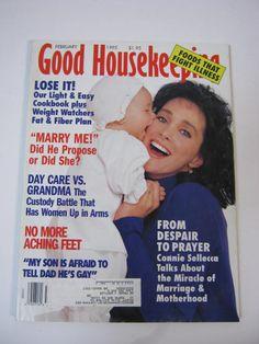 1995 Connie Sellecca