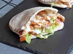Cocina – Recetas y Consejos Food Porn, Vegetarian Recipes, Cooking Recipes, Healthy Recepies, Pitta, Light Recipes, Love Food, Sandwiches, Food And Drink