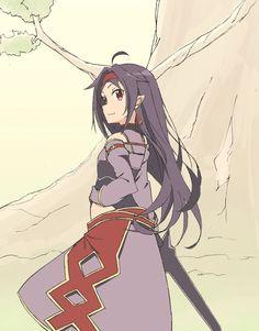 Konno Yuuki~Sword Art Online