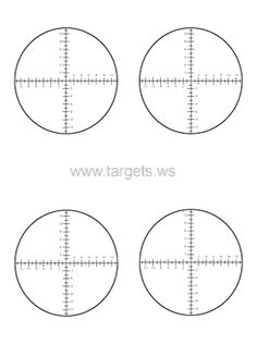 Rifle Targets, Shooting Targets, Guns, Diy, Weapons Guns, Bricolage, Do It Yourself, Revolvers, Weapons