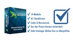 Videomarketing-Masterplan (Webinar-Angebot)