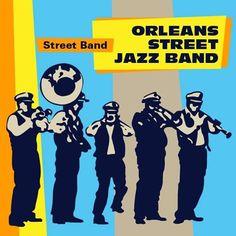 O #Jazz e o #Dixieland ao som do #banjo, #trompete, #trombone, #washboard e #tuba. A Orleans Street Jazz Band ganha contornos de trio elétrico: atrás dela só não vai quem já morreu!  Dias 20,21 e 22.05 pelas ruas do Centro Histórico de #Paraty.  #BourbonFestival #BourbonFestivalParaty #JazzFestivalParaty #FestivalDeJazz #JazzFestival #jazz #soul #rb #mpb #música #cultura #turismo #arte #VisiteParaty #TurismoParaty #Paraty #PousadaDoCareca #FestivalDeMúsica…