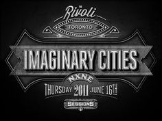 Imaginary Cities by Pretty/Ugly Design