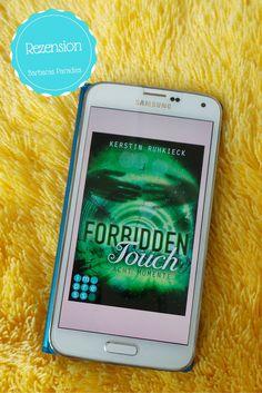 Forbidden Touch 2: Acht Momente von Kerstin Ruhkieck ist der zweite Band der Trilogie! Alles über die Trilogie findet ihr auf meinem Blog! Der letzte Band erscheint am 3. November!