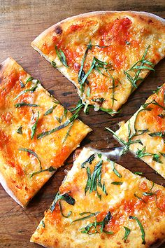 margarita flatbread