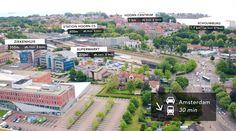 TOREN, centraal gelegen in Hoorn met een uitstekende bereikbaarheid, in 30 minuten in Amsterdam.