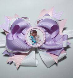 NEW ITEM Boutique Baby Girls Layered Doc by CamdynReeseHeadbands, $8.50