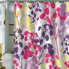 Rachael Taylor Textured Honesty Shower Curtain