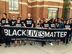 OSU School of Social Work Dean Is Not Silent on the #BlackLivesMatter Movement - http://www.socialworkhelper.com/2015/05/14/osu-school-of-social-work-dean-is-not-silent-on-the-blacklivesmatter-movement/?Social+Work+Helper