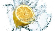 It may sound a bit strange to drink more water to get rid of extra water weight, but that's one of the most important things you can do to keep that belly flat. Retaining water is actually your body's way of making sure it has the water it may need in times of drought. So, the less you drink, the more it will retain. Adding a little fresh lemon juice aids with digestion and revs up your body's ability to flush salt, so drinking them together doubles the diuretic effect. Just be sure to sip…