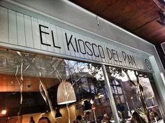 El kiosco del pan, Calle Don Ramón de la Cruz 67, Madrid