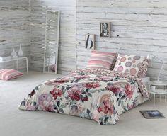 Carmela bedding   #dekoriapl #bedding #flowers #pink #scandynavian #interior #bedroom #clorful #beautful # summer #bedtime #bedroomdecor #homedecor #decorations