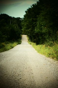 old country road take me home