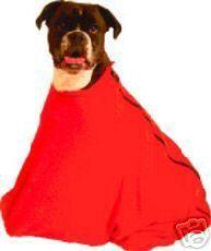 Dog / Puppy / Pet Towel Dry Dog Bag Dirty Dog | eBay