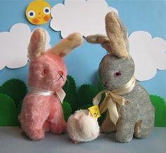 Bunnies are kind...