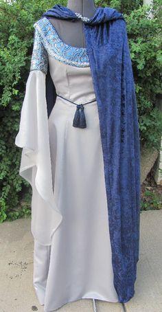 faerie dresses | ... , Adult, Ren Fair, Elvish, LOTR, Faerie Dress