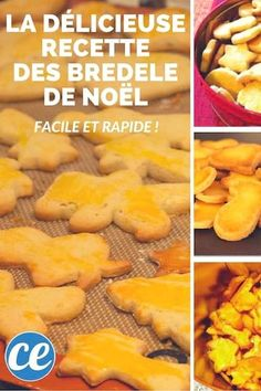 Quick and Easy: The Delicious Christmas Bredele Recipe. - Quick and Easy: The Delicious Christmas Bredele Recipe. Summer Dessert Recipes, Easy Cake Recipes, Healthy Dessert Recipes, Brunch Recipes, Sweet Recipes, Tapas, Desserts With Biscuits, Mantecaditos, Biscuit Cookies