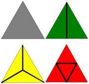 Constructive Triangles Triangular Box - Printable Montessori Learning Materials by Montessori Print Shop.