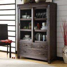 Riverside Furniture Promenade China Cabinet at Wayfair.com