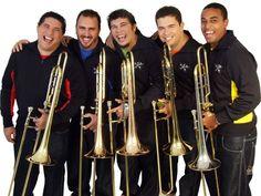 Quinteto de trombones mistura música erudita e popular no Paço do Frevo. Saiba mais