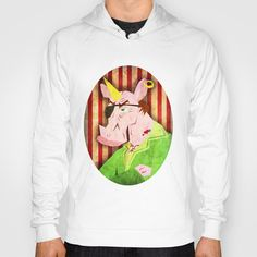 Don't Poke with a Unicorn Hoody by That's So Unicorny - $42.00