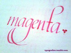 Magenta <3