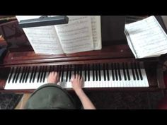 Lesson excerpts: Tchaikovsky Sweet Dream, Op. 39, No. 21