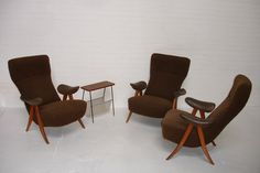 Artifort vintage design fauteuil Theo Ruth