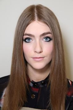 70s Icon vs. 70s Runway: How You Can Wear these Hair and Makeup Looks in Real Life // Heavy Eyeliner