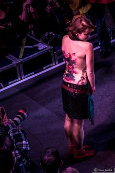 The 11th International London Tattoo Convention 2015
