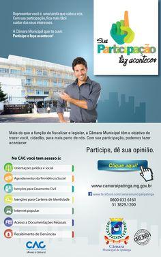 E-mail Marketing - Câmara Municipal de Ipatinga