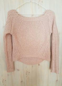 Kup mój przedmiot na #vintedpl http://www.vinted.pl/damska-odziez/dlugie-swetry/14546198-liliowy-asymetryczny-sweter
