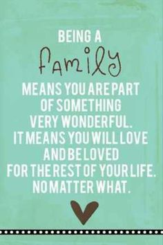 Love My Family Quotes Gorgeous 13 Heartwarming Quotes About Family Httpwwwnextavenue