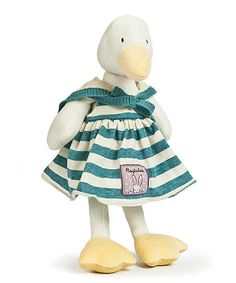Babalu, Inc. Phoebe Duck Plush Toy | zulily