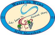 Water To Wine Half Marathon - My new goal.  Could I do this in 2013?
