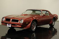 1976 Pontiac Trans Am 455. In 1977, the Firebird and Trans-Am would received a freshening to their front end, featuring square headlamps.