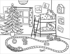 Peppa Pig And Family Coloring Page Coloringplus Com Stampare