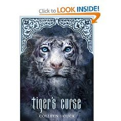 Book 1 of The Tiger's Curse. A novel by Colleen Houck.