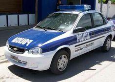 Chevrolet Corsa . Policía de la Provincia de Buenos Aires