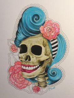 Arte de Tara Bluhm