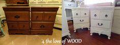 4 the love of wood: GOLDEN ERA DEJA VU - night stands