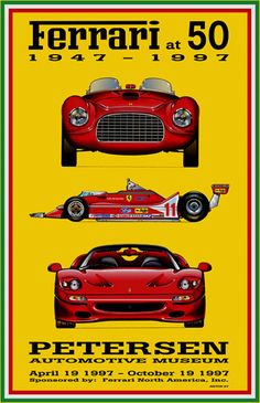 Petersen Museum Posters - Technical Illustration - Jim Hatch Illustration
